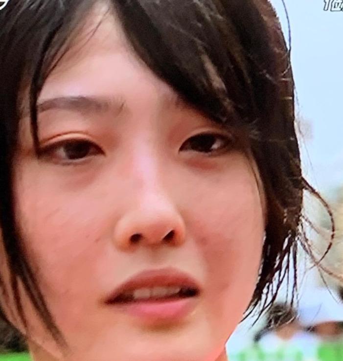 前田穂南 可愛い ユニフォーム