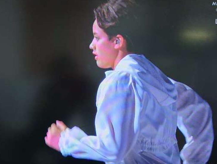 東京五輪 開会式 津端ありさ ランニングマシン 看護師ボクサー